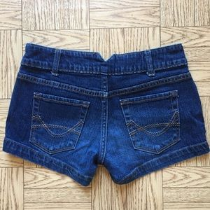 Mossimo Supply Co. Shorts - Mossimo Supply Co. Size 3 Dark Wash Denim Shorts